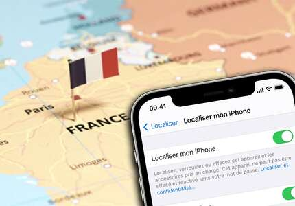 Image for Comment localiser mon iPhone ?