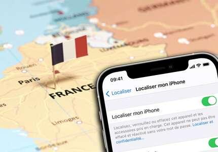 Image pour Comment localiser mon iPhone ?