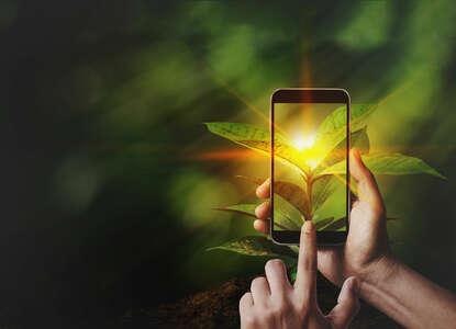 Image pour Je veux un smartphone plus écolo!